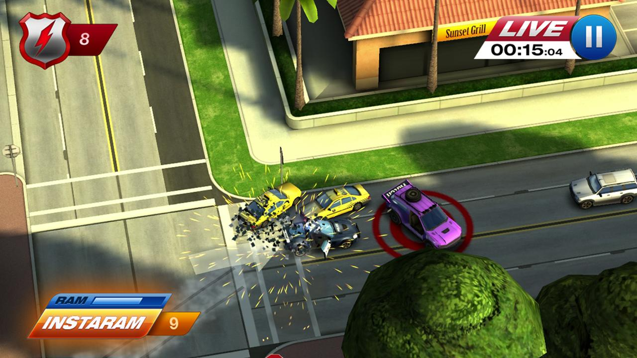 Smash Cops Heat game cực hay cho android 4.2d
