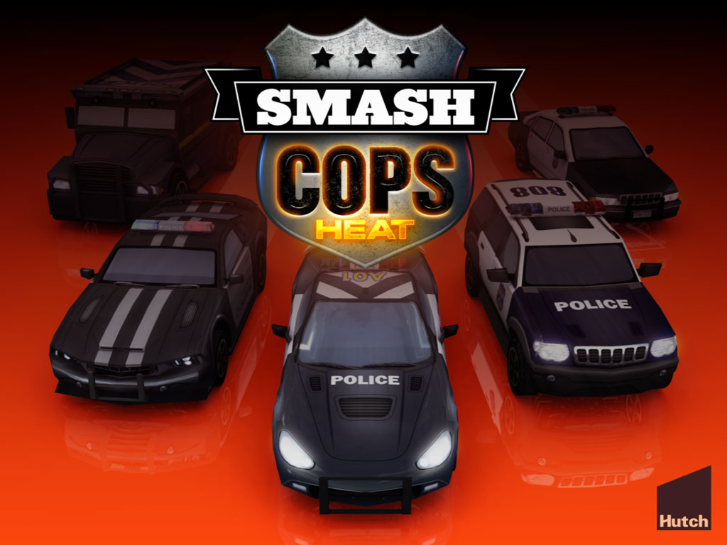 Smash Cops Heat game cực hay cho android 4.2