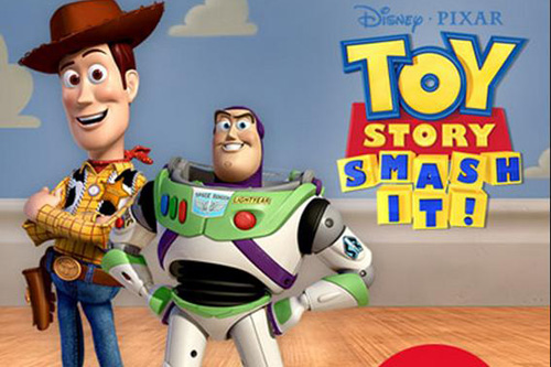 Toy Story game siêu hot trên android 4.2