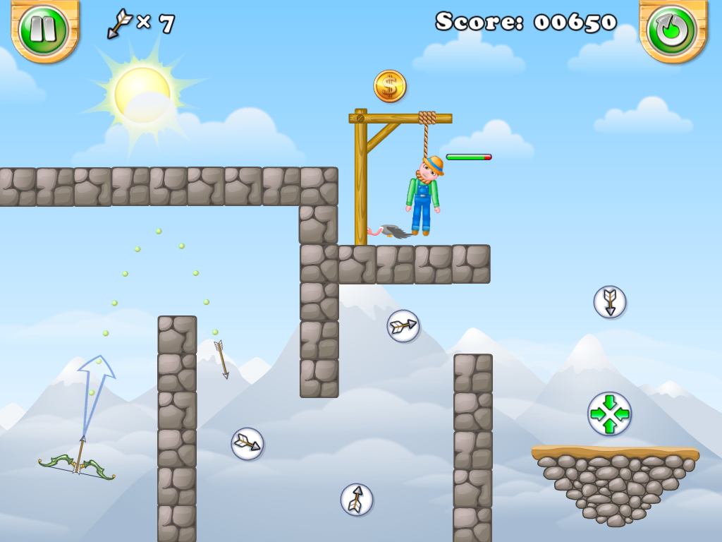 World of Gibbets game offline thú vị cho android2