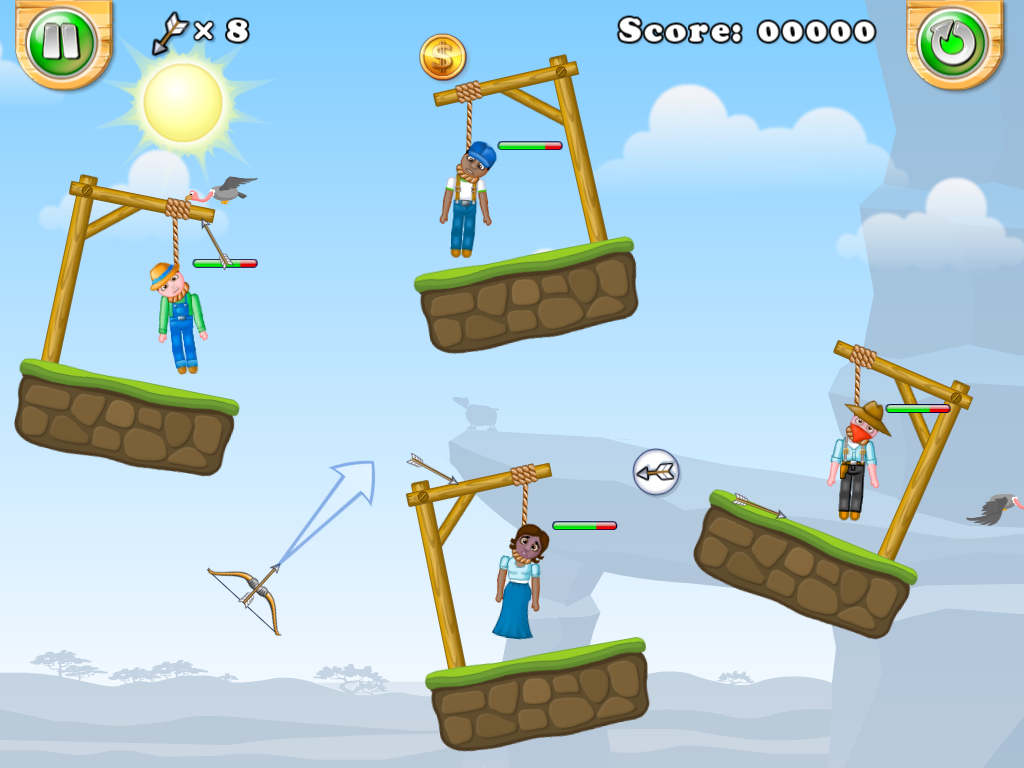 World of Gibbets game offline thú vị cho android4