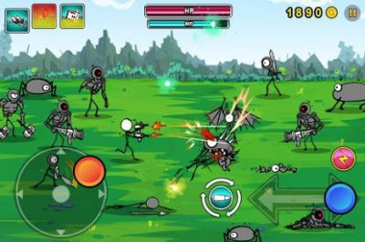 Những game offline cho android mới nhất 2015e