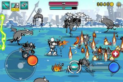 Những game offline cho android mới nhất 2015d