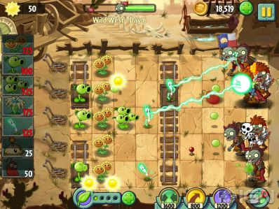 Plants-vs-Zombies-2-game-offline-android-hay-nhat-2015