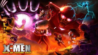 X-Men: Days of Future Past game offline hấp dẫn cho android2