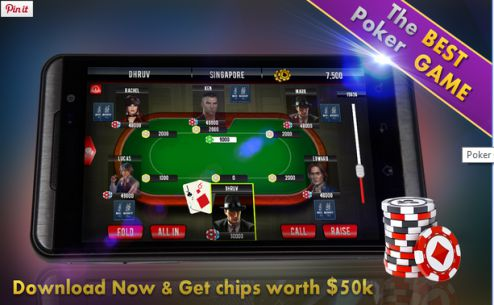 Game poker offline cho iphone