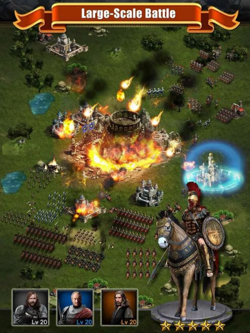 clash-of-kings-game-chien-thuat-offline-hay-nhat-cho-android 3