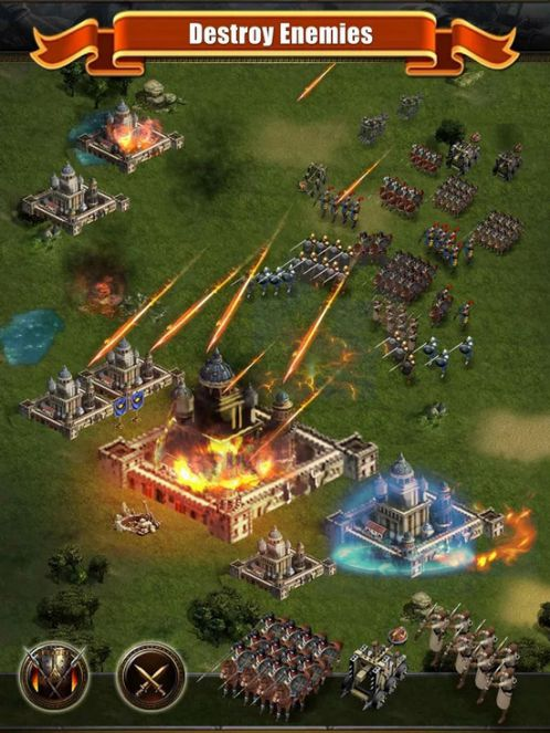 clash-of-kings-game-chien-thuat-offline-hay-nhat-cho-android 4