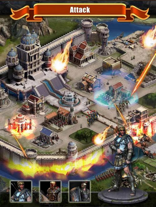 clash-of-kings-game-chien-thuat-offline-hay-nhat-cho-android 5