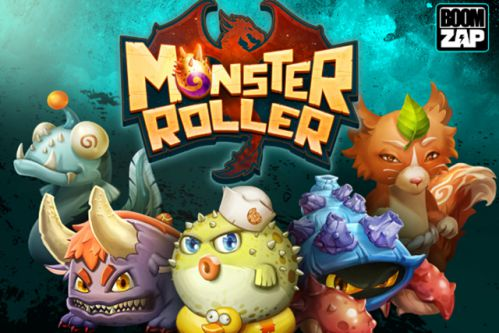 monster-roller-game-nhap-vai-quay-tay-len-song-android 3