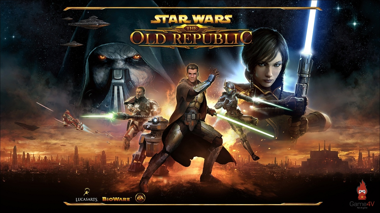 Star Wars: Knights of the Old Republic lên kệ android